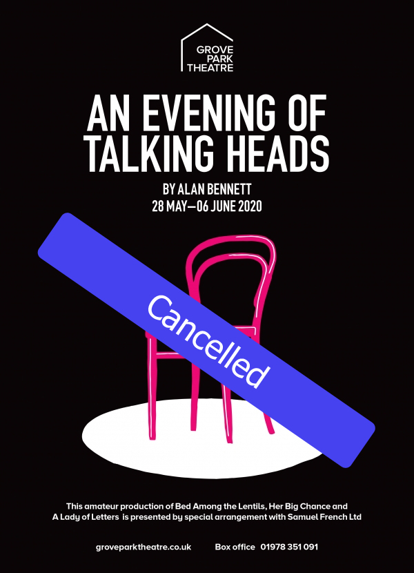 An Evening of Talking Heads